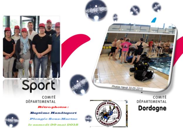 Blog de cdhd24 : COMITE DEPARTEMENTAL HANDISPORT DORDOGNE, Photos du 30 mai 2015 :